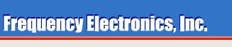 Frequency Electronics logo