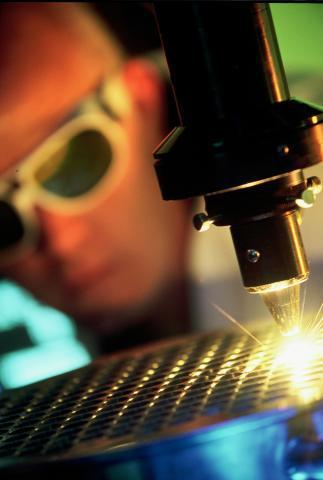 Benefits of Laser Welding - EB Industries